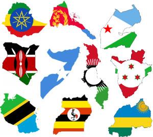 Eastern Africa universities