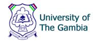 Gambia universities